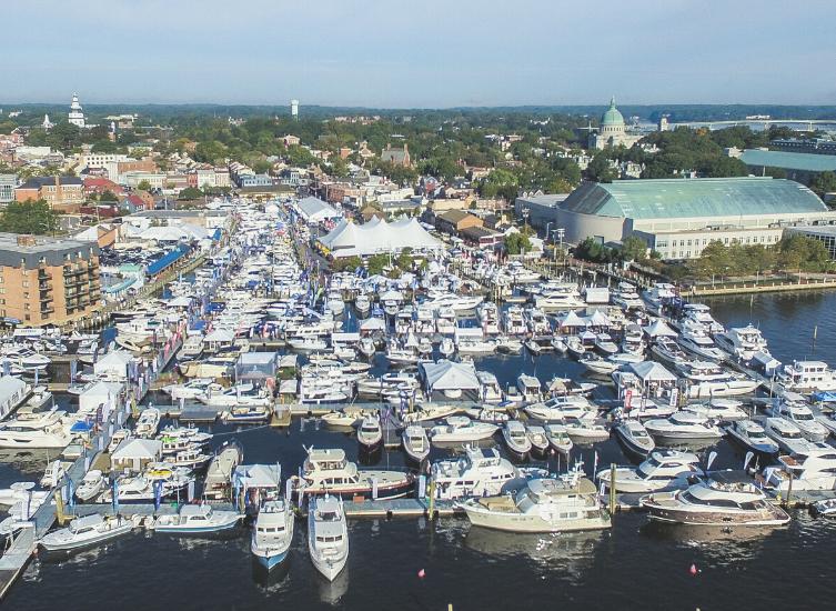 Annapolis Boat Show BOATIM