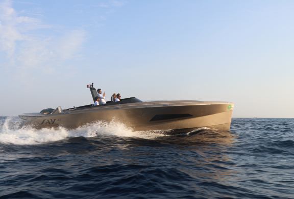 E_SAY42 SAY Carbon Yacht Cannes Yachting Festival Boatim