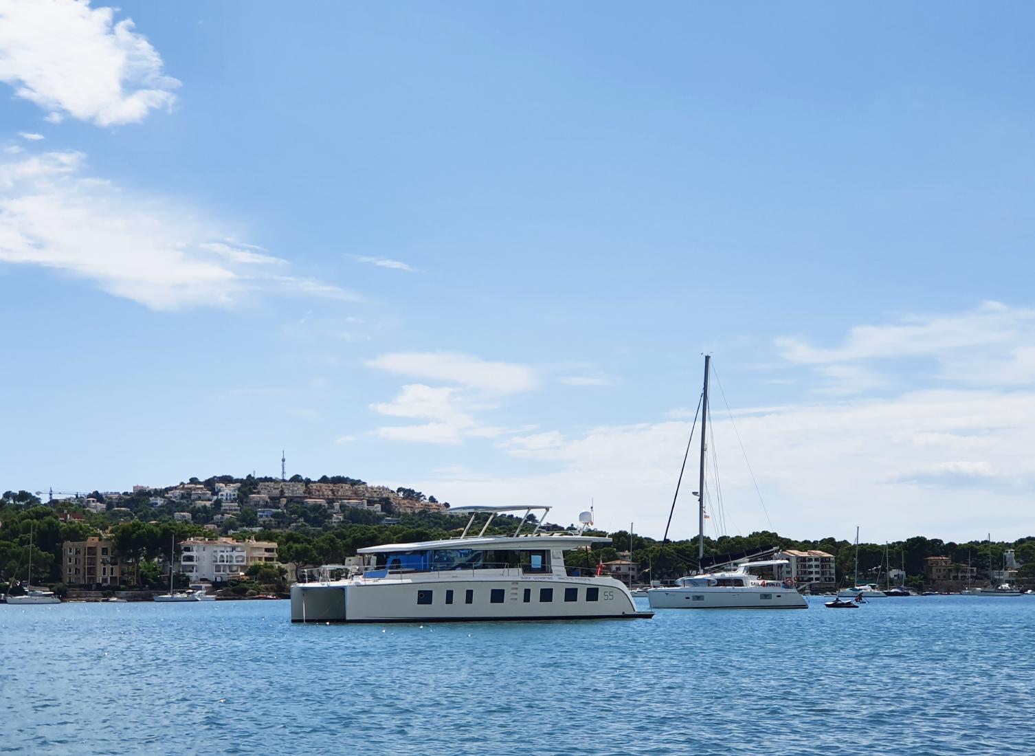 Electric boat Speed Boatim