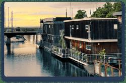 Houseboat Marina for sale Boatim1