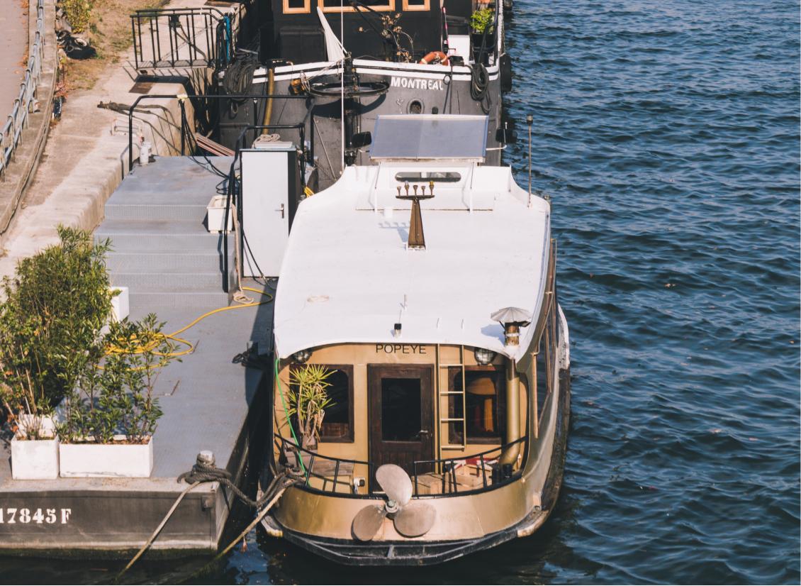 Houseboat for sale Boatim