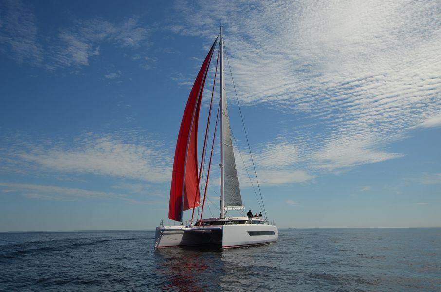 Ocean explorer Catamaran 72 OE72 - OCEAN QUALITY S