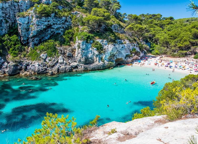 best beaches Spain BOATIM