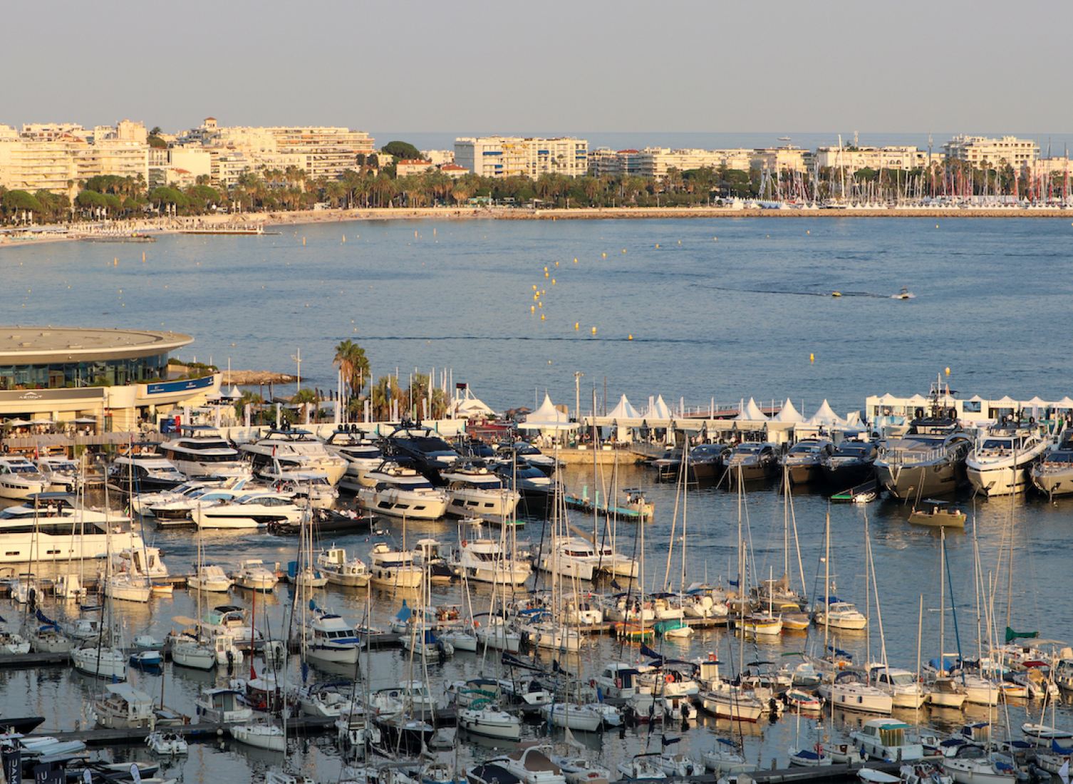 What to remember from the 2021 Cannes Yachting Festival? Boatim Magazine
