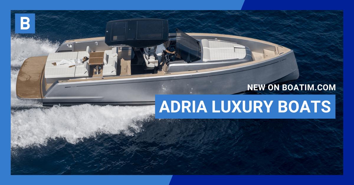 Dealer of the week: Adria Luxury Boats