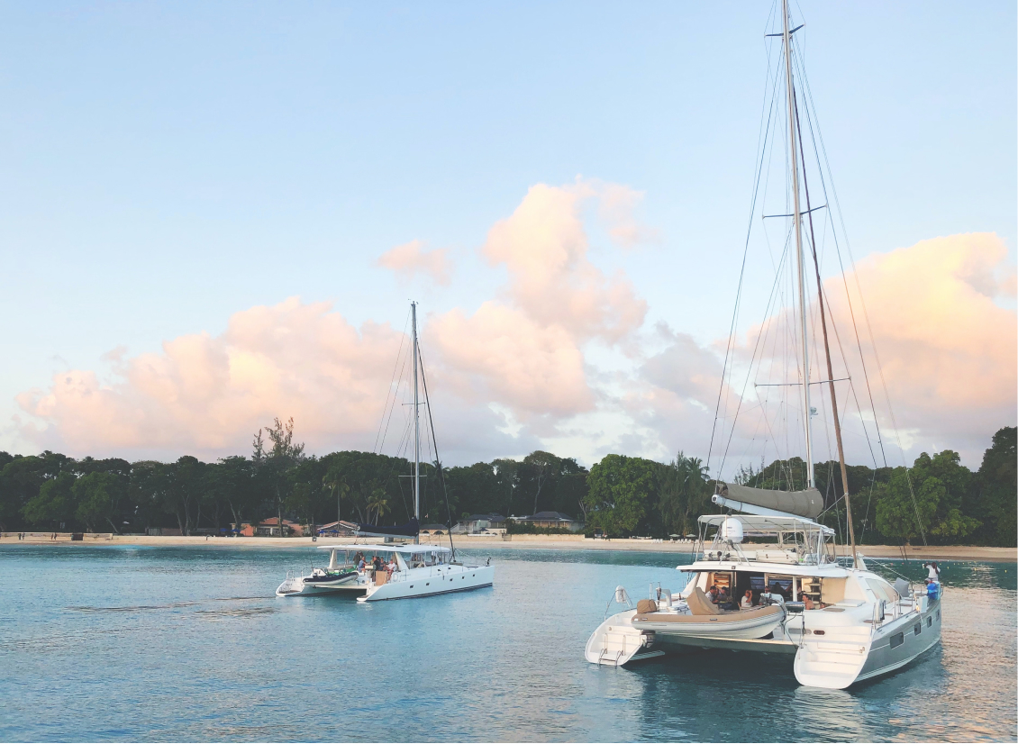 Immerse yourself in the Boating Lifestyle—the reality of living on a boat