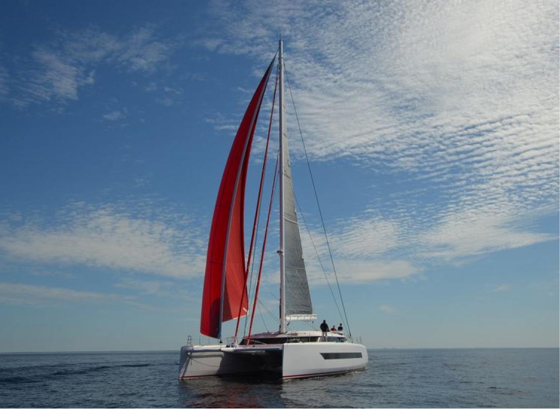 TOP 5 Sailing boats