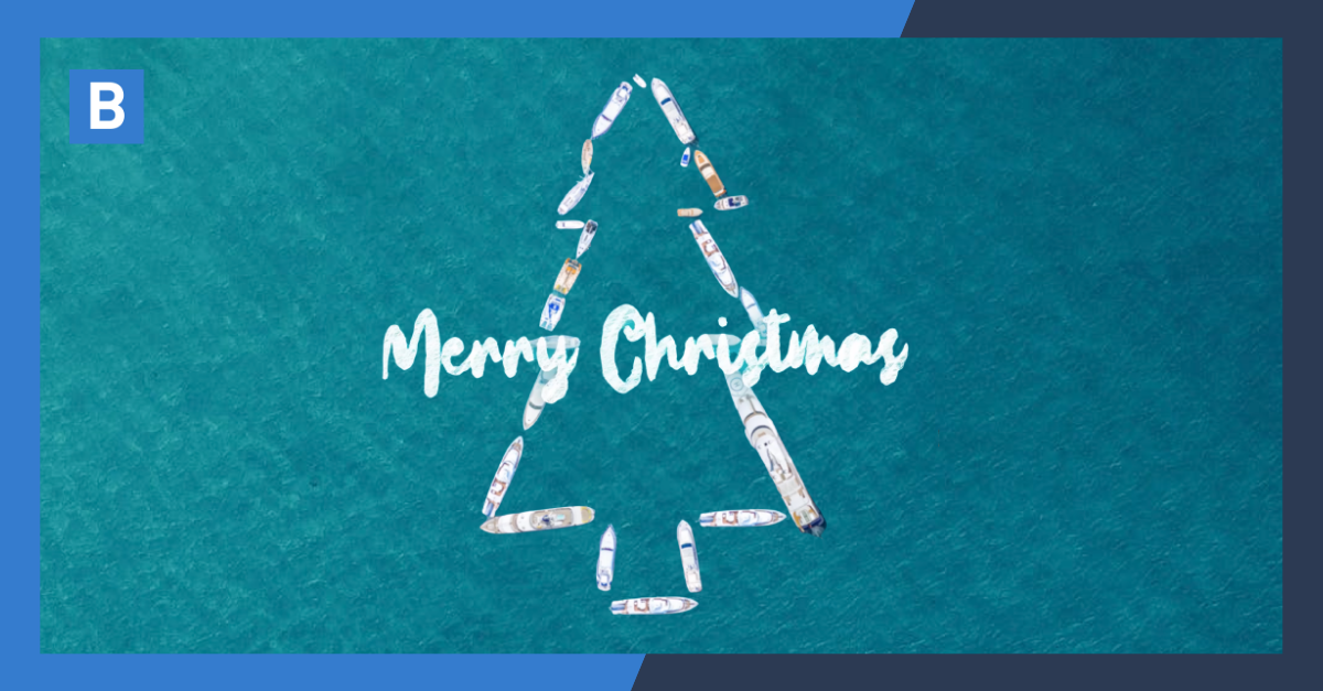 Season's greetings to our fellow Captains at Heart
